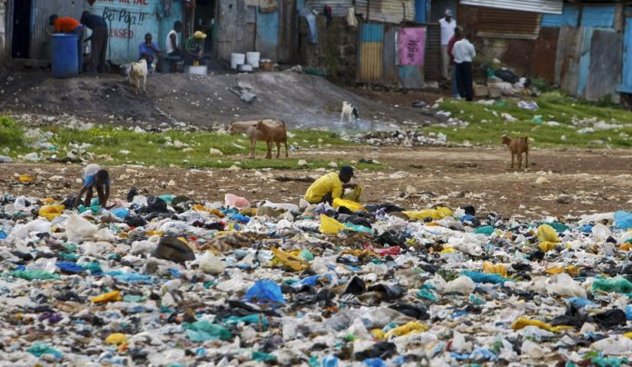 NEMA officers have pledged to effect the plastic bags' ban