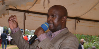 Nominated MP Godfrey Osotsi