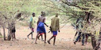 Leaders form West Pokot have urged the government to disarm residents who have illegal firearms in the area, to deal with border clashes