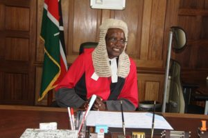 Chief Justice David Maraga announced the Supreme Court failed to raise a quorum to hear the case seeking postponement of repeat poll