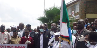 Nandi County speaker Joshua Kiptoo lauded the initiative, which was flagged off by Deputy Governor Yulita Mitei