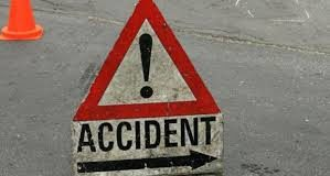 The accident occurred at Mahanga bridge
