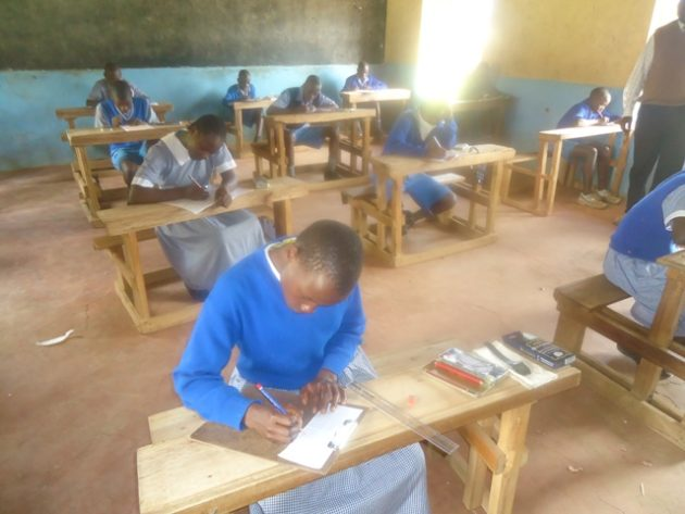 The government has put in place measures to ensure this year's exams run smoothly