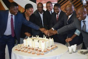 During the event, the Devolution CS urged development partners to continue supporting statistical activities