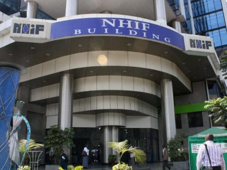 KNUN leaders have called for the disbandment of the NHIF board