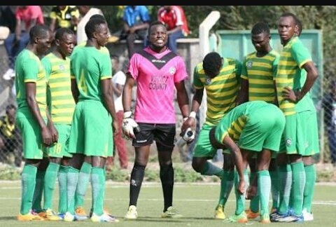 Vihiga FC players will come under the stewardship of a new coach