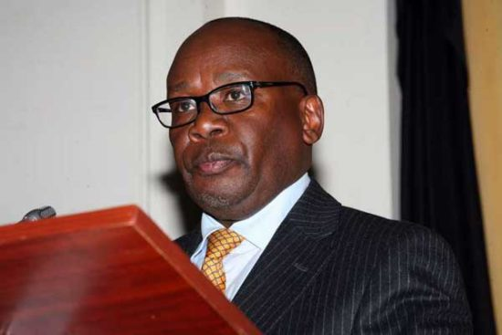 Attorney General Githu Muigai. FILE PHOTO