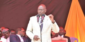 Deputy President William Ruto has condemned the killings in Mt Elgon