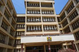 Vihiga County Headquarters building that houses the office of the County Commissioner and other Government offices lack the required regulations to ease the movements of the persons with disability