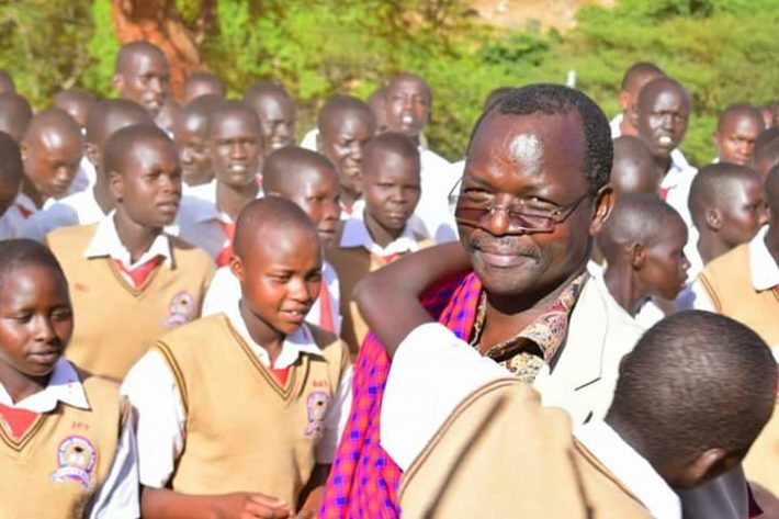 West Pokot Governor John Lonyangapuo said the peace border school will bring kids from different communities together