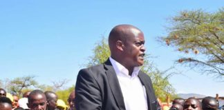 Kacheliba MP Mark Lomunokol
