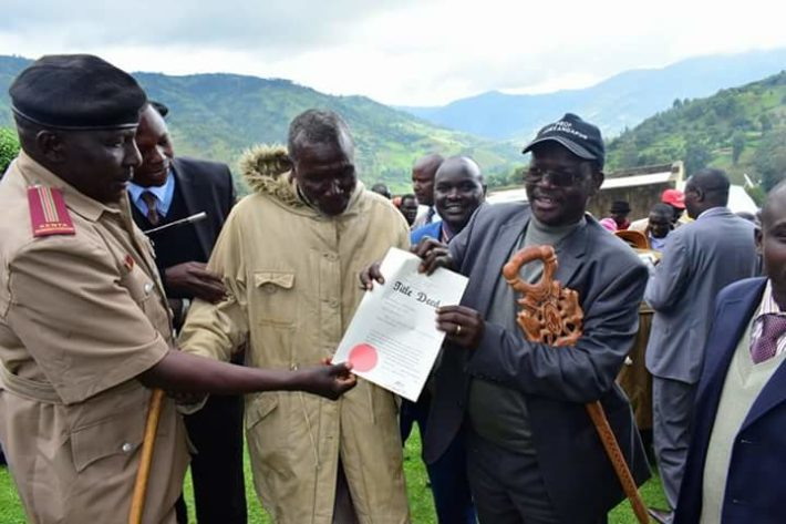 The West Pokot government has given out more than 10,000 title deeds according to Lands, Planning CEC Joel Arumonyang