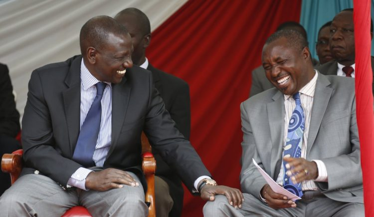 Deputy President William Ruto has maintained his stand against a proposed referendum