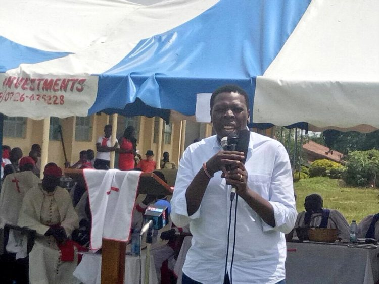 Devolution CS Eugene Wamalwa has urged Ford Kenya and ANC leaders to look beyond parties