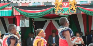 President Uhuru Kenyatta is optimistic the health insurance cover for public secondary school students will play its part in ensuring the target of universal healthcare is achieved. Credit/PSCU