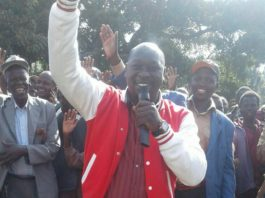 Cherangany MP Joshua Kutuny has urged maize farmers to stand firm