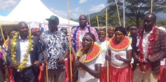 Sigor MP Peter Lochakapong has said they'll invest in education given the current peace in the area