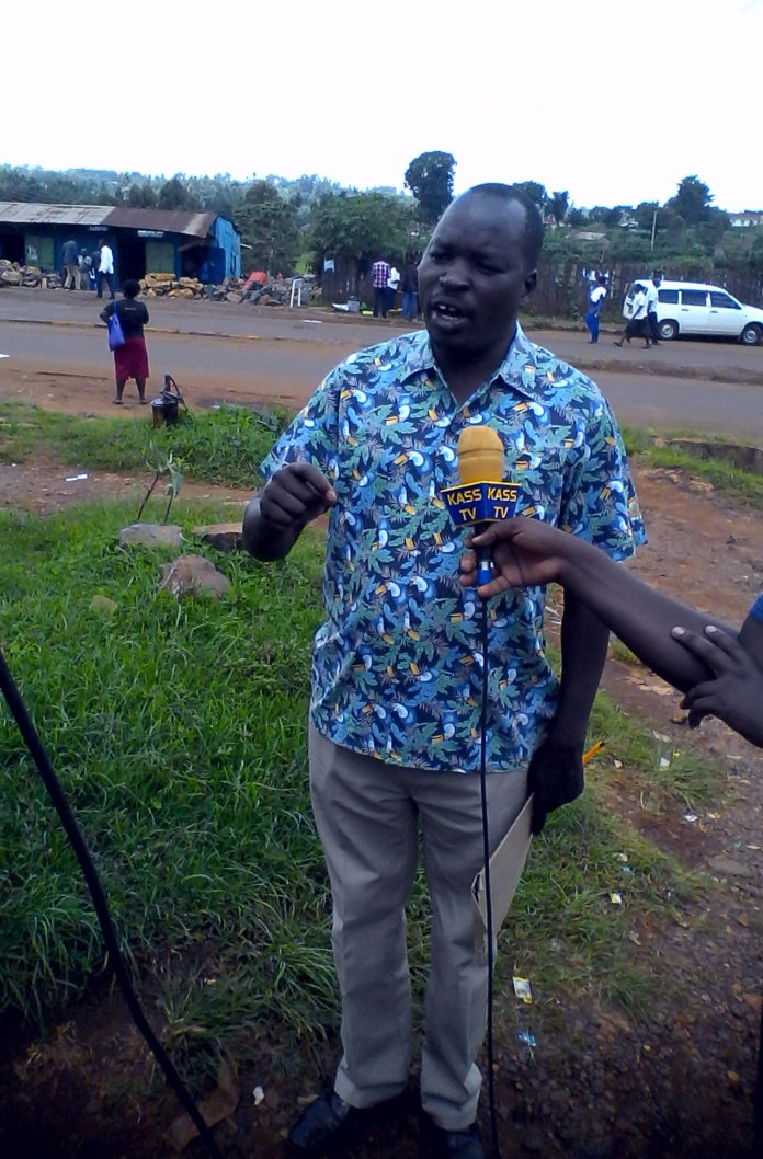 The Civil Society chairman Shadrack Tarno has faulted Nandi Governor's procurement of tipper lorries