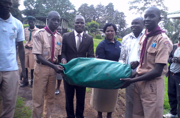 Nandi Sports and Youth Affairs Chief Officer Nelson Ligaga has affirmed the County government's support for the scouts competition