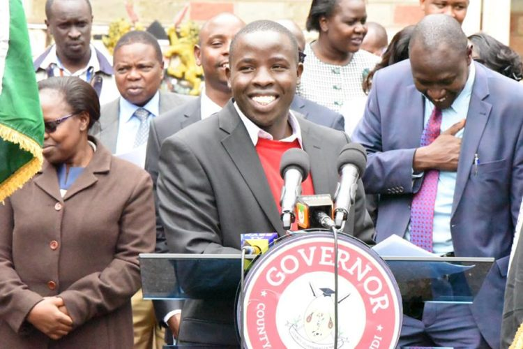 Nandi Governor Stephen Sang has reshuffled his cabinet