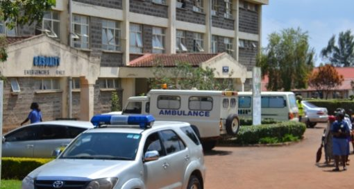 The deceased's friend was taken to Vihiga County Referral Hospital