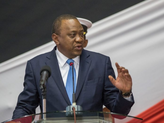 President Uhuru Kenyatta is set to address the nation after rejecting the Finance Bill 2018