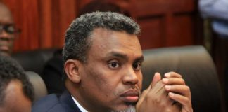 Director of Public Prosecutions Noordin Haji