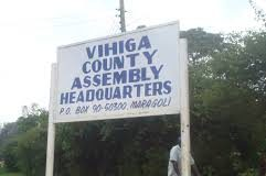 The two Vihiga MCAs are accused of planning to defraud the County government Kshs 18 million