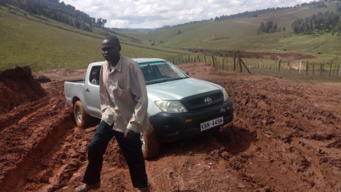 Residents have urged the County and national governments to renovate the roads