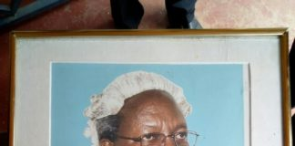 The late Justice Alex Etyang