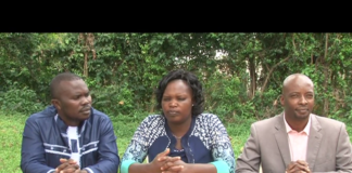 The Bungoma County Assembly leaders have issued a stern warning to Kakamega Senator Malala