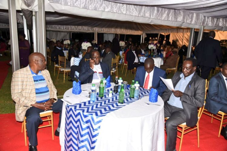 Governors at the Lake Region Economic Bloc (LREB) meeting in Nandi