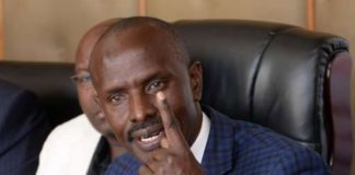 Wilson Sossion has been suspended from his KNUT SG post