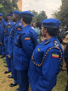 The General Duty Police uniforms