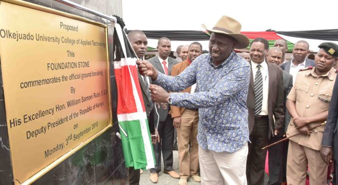 Deputy President Ruto has said the 16pc fuel tax will be reviewed