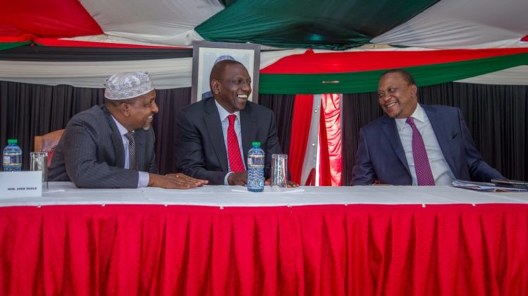 President Uhuru Kenyatta, Deputy President William Ruto should ensure they deliver the government's promises