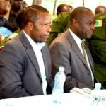 Bungoma Environment, Water CEC Renson Makheti in a past function