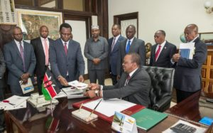 The President pledged to ensure public resources are properly utilized