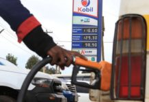 ERC has announced an increase in fuel prices effective from November 15th to 14th December 14th 2018