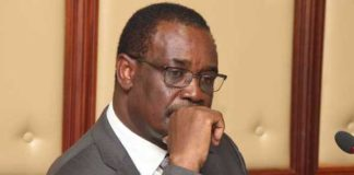Evans Kidero has termed EACC's raid as pure harassment