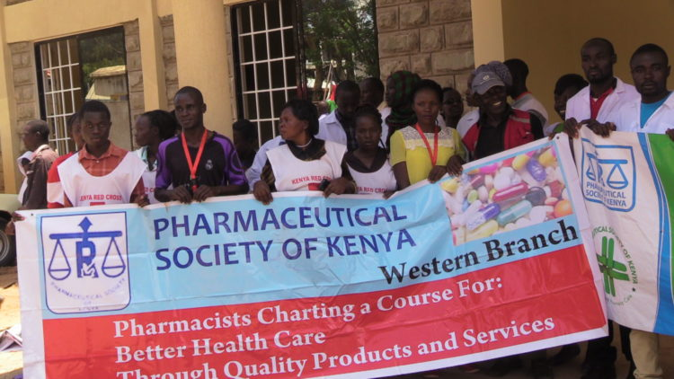 Bungoma County administration has been urged to bring in more pharmacists