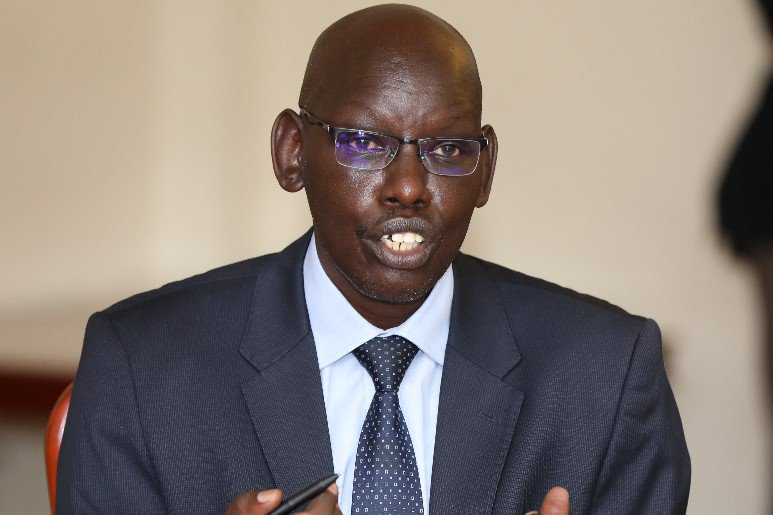 Education PS Belio Kipsang