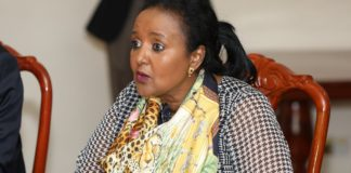Education CS Amb. Amina Mohamed