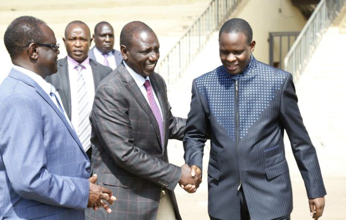 Deputy President William Ruto has supported the referendum