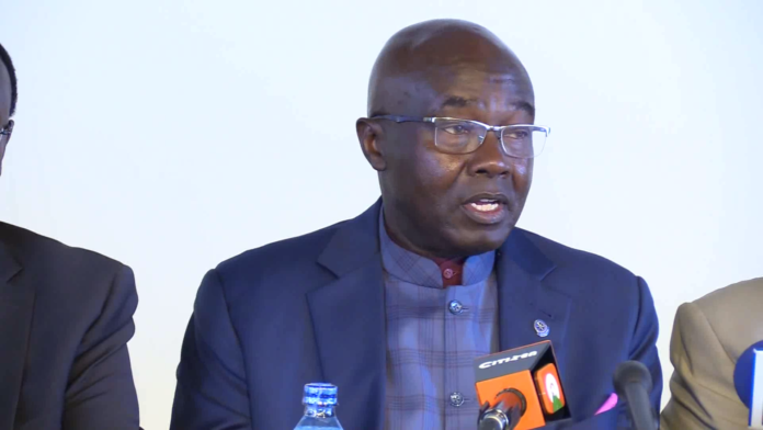 Patrick Obath said the values of the constitution must be entrenched in the country to ensure corruption is dealt with