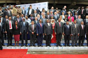 Many leaders including Heads of State have attended the Blue Economy Conference