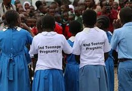 Teenage pregnancy cases have been widely reported during the national exams