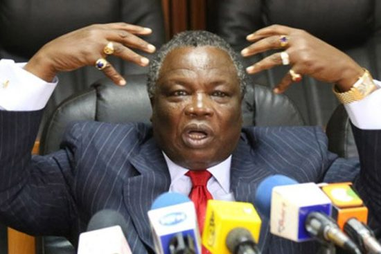 COTU Secretary General Francis Atwoli has called for a constitutional review