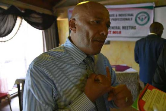 EACC CEO nominee Twalib Mbarak
