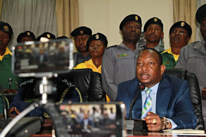Nairobi Governor Mike Sonko has suspended the matatus CBD ban